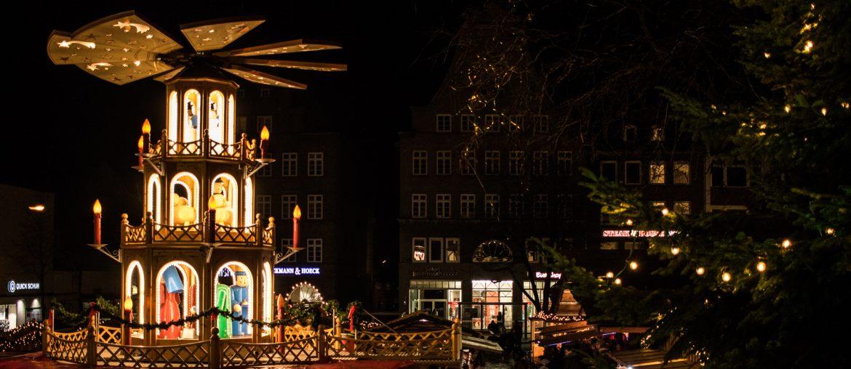 Mandeln, Punsch und Hygge – Des Nordens schönste Weihnachtsmärkte