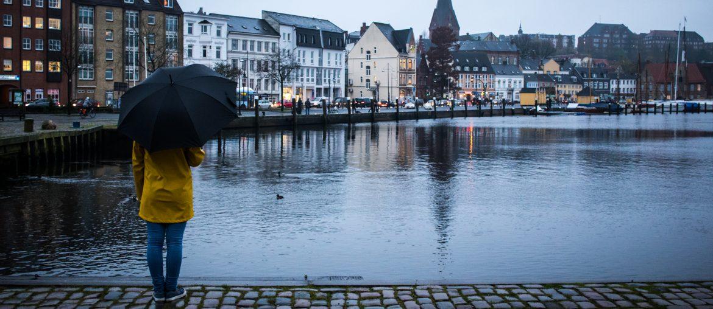 Flensburg bei Schietwedder – Ideen für schlechtes Wetter