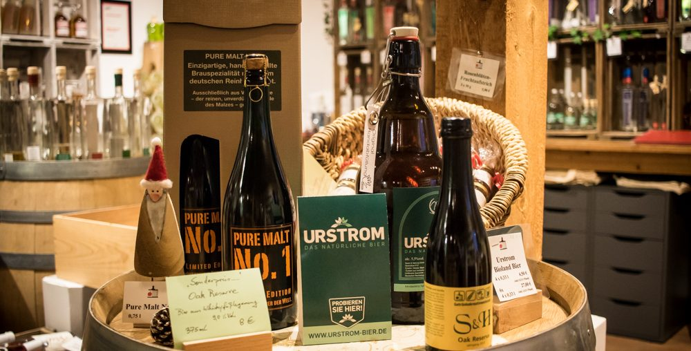 Urstrom Bio Bier