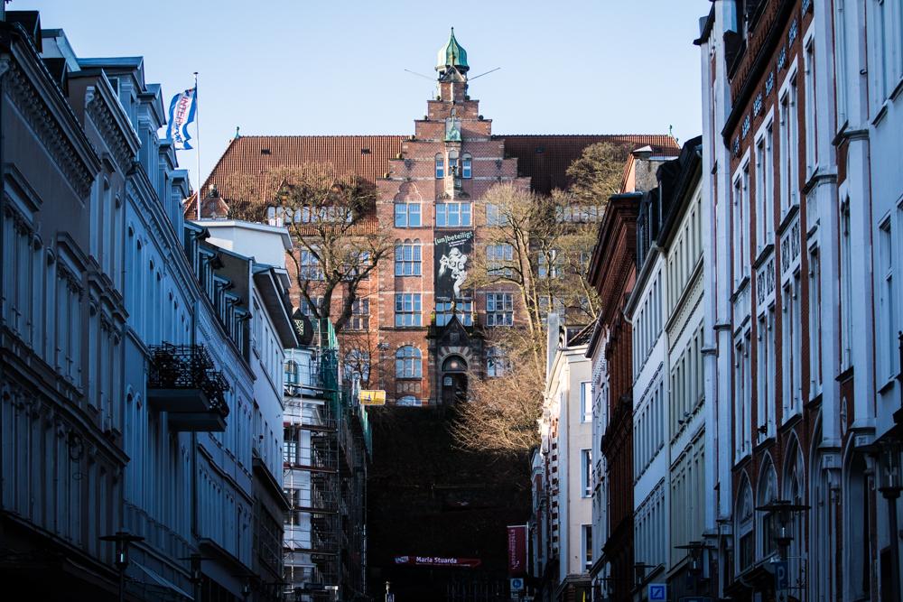 Flensburg Museumsberg Fördezeit