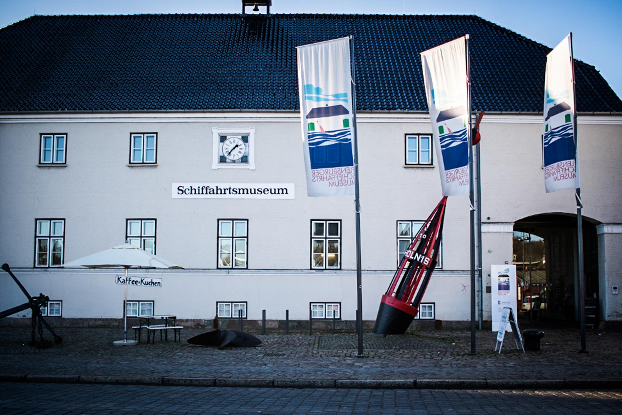 Schifffahrtsmuseum Flensburg