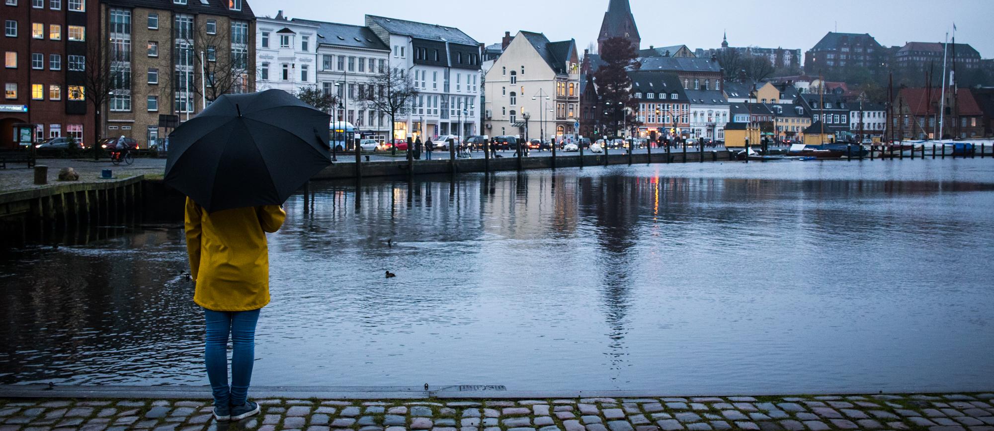 Flensburg bei Schietwedder - Ideen für schlechtes Wetter - Fördezeit ...